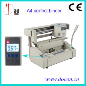 Thermal Binding Machine pictures & photos
