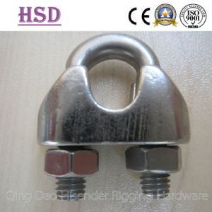 DIN741 Wire Rope Clips, JIS Type Wirr Rope Clips. Us Type Forged Wire Rope Clips pictures & photos