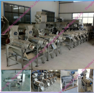 Fruit And Vegetable Juicer Making Machine pictures & photos