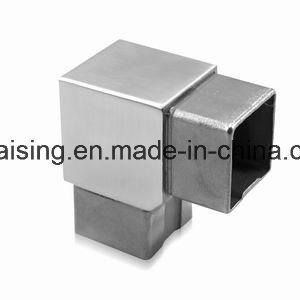 Stainless Steel Square Stair Handrail Support pictures & photos