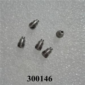 Abrasive Water Jet Cutting; Fluid Jet Nozzle Retainer Screw pictures & photos