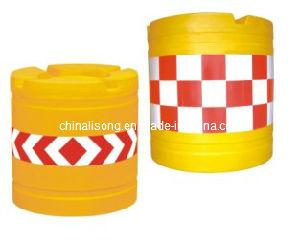 PE Rotomolding Warning Marking Barrel (KEM-18009) pictures & photos