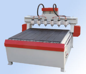 CNC Router for Small Workpiece (Multi-Spindle) pictures & photos