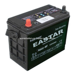 Car Battery Maintenance Free 45Ah (NS60) pictures & photos