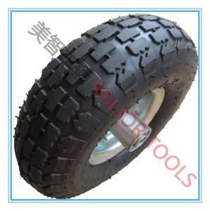 4.10/3.50-4 Pneumatic Rubber Wheel for Tractor Scoot pictures & photos