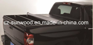 Soft Hidden Snap Vinyl Tonneau Cover pictures & photos