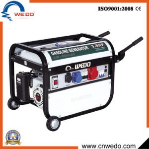 2kVA/2kw/2.5kw/2.8kw 4-Stroke 3phase Gasoline/Petrol Generators with Ce (168F) pictures & photos