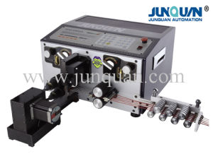 Automatic Cable Cutting Stripping and Twisting Machine (ZDBX-10) pictures & photos