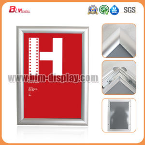 25 Mm Mitred Aluminum Clip Picture Photo Snap Frame