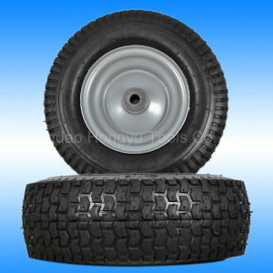 China Plastic Rim for Wheelbarrow Rubber Wheels pictures & photos