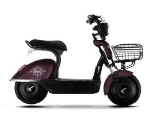 500W Drum Brake Two-Wheel Electric Scooter pictures & photos
