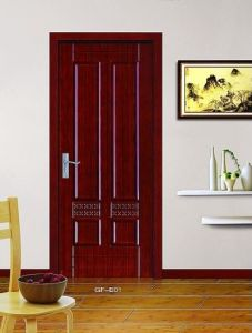 Ritz Wooden Furniture Wood Door Modern Interior Door pictures & photos