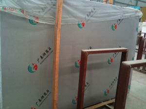 Polymer Solid Surface Pear Gray (YR0736)