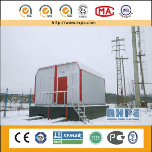 SVC, Voltage Stabilizer, Voltage Regulator Capacitor, Reactive Power Compensation Capacitor pictures & photos