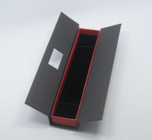 Pen Box / Black Paper Pen Packaging Box for Promotion Gift pictures & photos