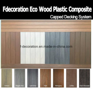 High Quality Home WPC Wall Exterior Cladding pictures & photos