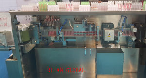 Plastic Ampoule Filling and Sealing Machine pictures & photos