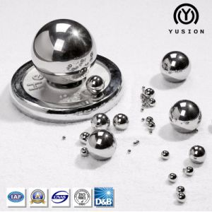 Yusion AISI52100 Suj-2 Gcr15 Chrome Bearing Steel Ball for Bearing pictures & photos