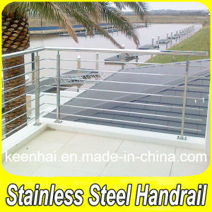 Decorative Stainless Steel Balcony Railing Baluster pictures & photos