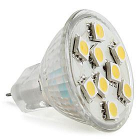 New High Power 12V 24V DC 9 5050SMD MR11 Gu4 LED Bulb Light pictures & photos