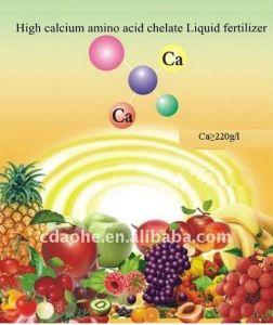 High Calcium Amino Acid Chelate Liquid Formula Fertilizer pictures & photos