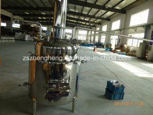 Stainless Steel Mixing Tank with UL Certificate Motor pictures & photos