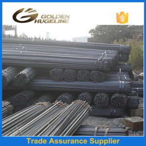 BS4449 Grade250 Reinforcing Steel Screw Threaded Steel Bar pictures & photos