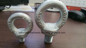 Rigging Hardware (DIN580/DIN582/JIS1168/JIS1169) Lifting Eye Nut/Bolt pictures & photos