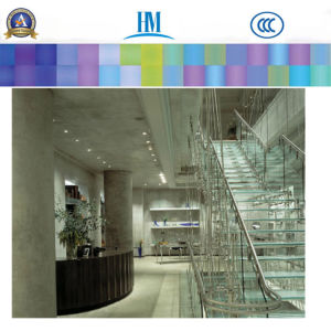 Flat/Float Tempered Laminated Glass, Plyglass for Decorative Glass pictures & photos