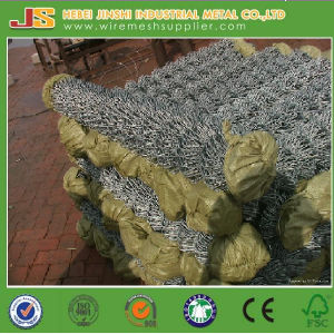 Hot Sale Galvanized Diamond Fence From Factory pictures & photos