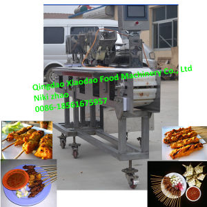Beef Meat Skewer Machine/Skewer Machine/Barbecue Skewer Machine pictures & photos
