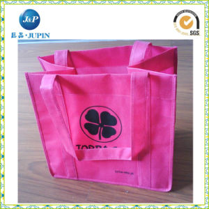 Top Design Pink Non Woven Shoulder Bag (JP-nwb010) pictures & photos