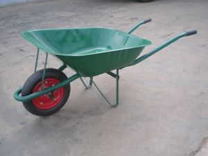 Construction One Wheel Wheel Barrow (WB6500) pictures & photos