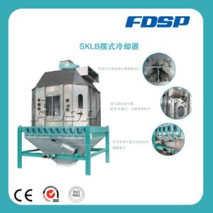Reasonable Design Biomass Pellet Swing Flap Cooler Vibrating Cooling Machine pictures & photos
