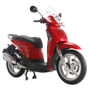 Jincheng Jc200t-2A Scooter Motorcycle pictures & photos