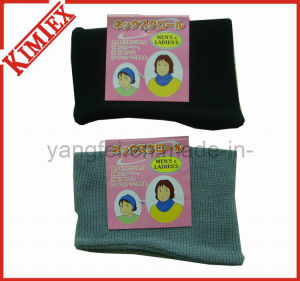 Unisex Fashion Jacquard Acrylic Knitted Neck Warmer pictures & photos