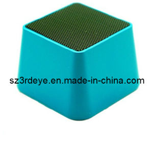 Portable Cube Wireless Bluetooth Speaker with Good Sounds