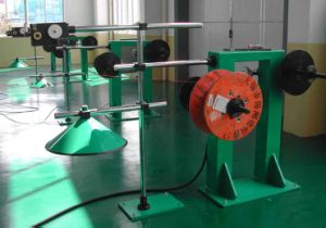 Automatic Transformer Coil Winding Machine with Auto Guiding Device for Transformer Ht Coils pictures & photos