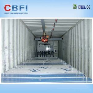 Guangzhou Supplier Commercial Containerized Block Ice Maker pictures & photos