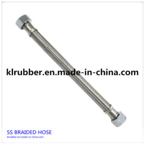 Stainless Steel Braided Hose for Water Heaters pictures & photos