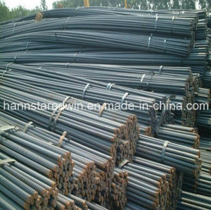 HRB400/ Bs4449 /ASTM A615 Steel Rebar Deformed Steel Bar From Hannstar Company pictures & photos