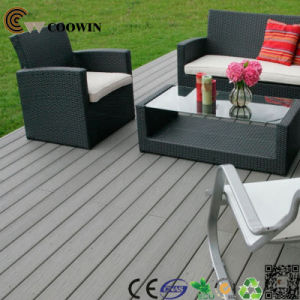 Garden WPC Wood Plastic Composite Decking pictures & photos