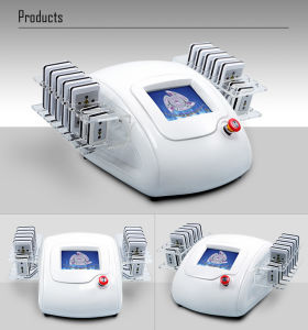 Slimming Machine for Weight Lose Cryoliplysis Lipo Laser Cavitation RF Beauty Machine pictures & photos