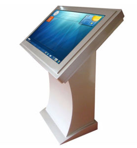 42 Inch Floor Stand LCD Panel Touch Screen Monitor Kiosk pictures & photos