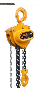 2t Chain Pully Block pictures & photos