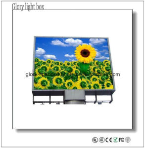 Single Side Low Cost P20 Billboard pictures & photos