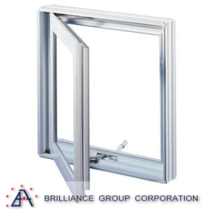 Aluminum Casement Window/Double Swing Glass Casement Window pictures & photos
