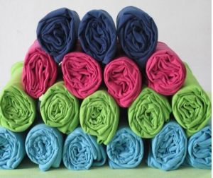 Microfiber Cleaning Cloth/Sports Towel Fabric pictures & photos