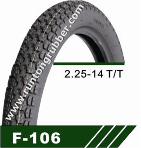 Motorcycle Tires 2.25-14 pictures & photos