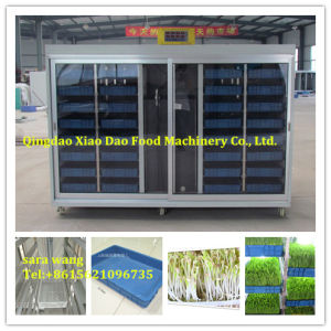 Hydroponic Equipment/Fodder Growing Machine/+8615621096735 pictures & photos